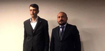 Maden Mühendisleri Odası: Kayseri MMO'da Süleyman Varol görevi teslim aldı
