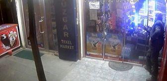 Kırıkkale: Kısıtlamayı fırsat bilen hırsız alarma takıldı