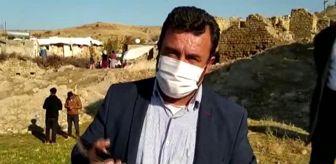 Deprem: Kurtalan ilçesine bağlı Karabağ köyünde bazı evlerde hafif hasar meydana geldi