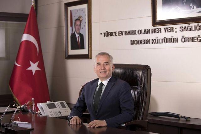 Başkan Zolan'dan 5 Aralık mesajı
