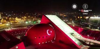 İstanbul: - Cumhurbaşkanı Erdoğan, 'Jakoben zihniyetten Türk müziği de nasibini aldı'