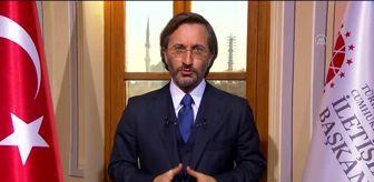 Giresun: Son dakika haberi | Cumhurbaşkanlığı İletişim Başkanı Fahrettin Altun, gençleri Kızılay gönüllüsü olmaya davet etti