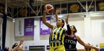 İstanbul: Fenerbahçe Öznur Kablo - LDLC ASVEL Feminin: 70-84