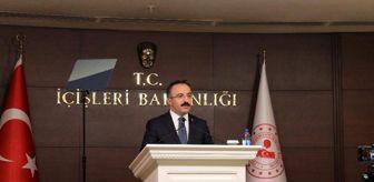 15 Temmuz: Son dakika haberleri | İçişleri Bakanlığı Sözcüsü Çataklı: 'Bugün PKK terör örgütü bitme safhasına gelmiştir'