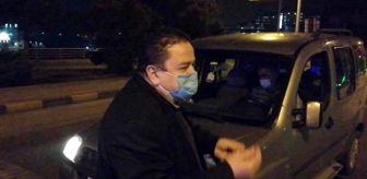 İstanbul: Karantinasının bitmesine 1,5 saat kala yakalandı