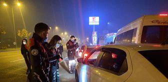 Düzce: Kısıtlamaya uymayan 17 kişiye 71 bin lira ceza yağdı