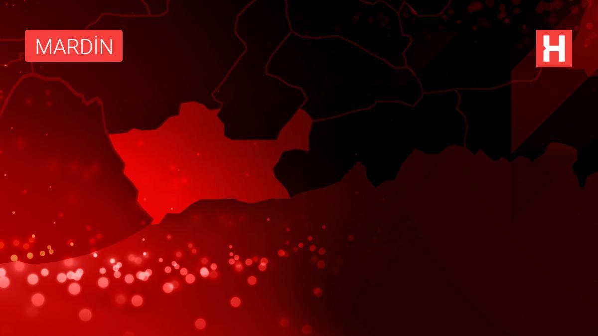 Mardin Valisi Demirtaş, belediye başkanlarıyla bir araya geldi