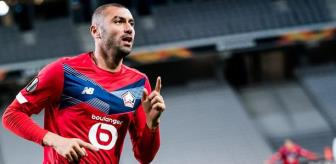 Burak Yılmaz: Sparta Prag'a 2 gol atan Burak Yılmaz, Avrupa Ligi'nde haftanın futbolcusu oldu