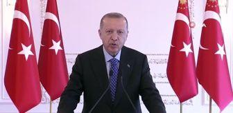 Sarıkamış: Cumhurbaşkanı Erdoğan: 'Seyahat süresini 46 dakikadan 25 dakikaya düşüren yol, vakitten 25 milyon TL, akaryakıttan 4 milyon TL olmak üzere yıllık 29...