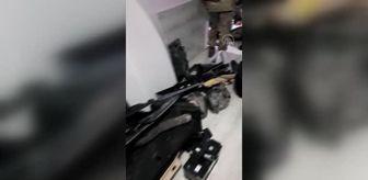 Diyarbakır: DİYARBAKIR - Hacizli otomobili parçalayıp satmaya çalıştıkları öne sürülen iki kardeş yakalandı