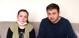 Mustafa Aktaş: Ekmek aracının ölümüne neden olduğu  Ayşe'nin anne ve babası konuştu