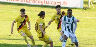 Giresun: Eskişehirspor: 2-0