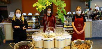 Denizli: Uzun Yaşam Şehri Nazilli'de yeni bir lezzet konsepti doğdu