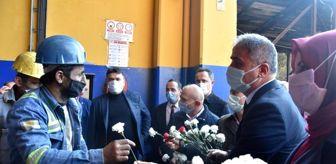 Dünya Madenciler Günü: AK Parti, madencileri kutladı