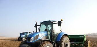 Mehmet Önal: Kısıtlamadan muaf olan çiftçiler tarlada