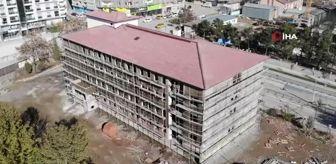 Akpınar: Elazığ depreminde hasar alan eğitim yuvalarının yerine 33 okul