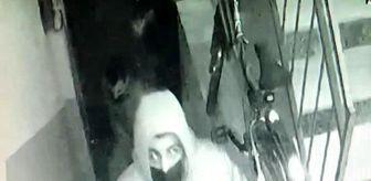 Maslak: İstanbul'da evi içeridekiler uyurken soyan maskeli hırsızlar kamerada