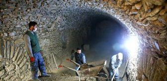 Adem Keskin: İzmir'deki Hypaipa Antik Kenti gün yüzüne çıkıyor