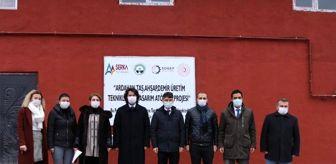 İbrahim Taşdemir: Ardahan'daki SOGEP projeleri yerinde incelendi