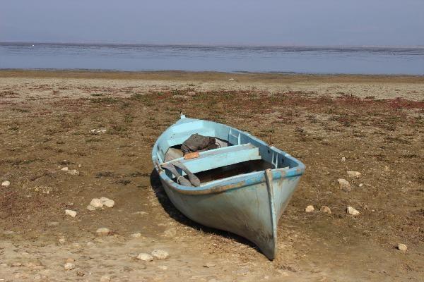 2 bin vatandaşın geçim kaynağı Marmara Gölü yok oluyor! Derinlik 40 santimetreye düştü