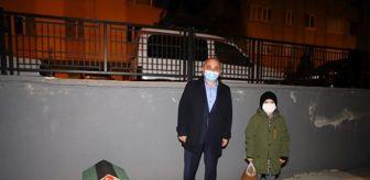 Ahmet Uysal: - Sosyal medyadan paylaştı, Başkan'a kedi evi yaptırdı