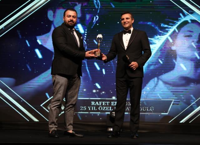 Türkiye Altın Marka Ödülleri sahiplerini buldu! Sondakika.com yılın haber portalı seçildi