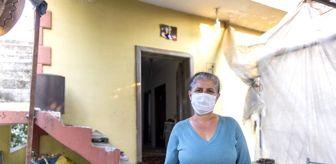 Kazanlı: Mersin'de ihtiyaç sahibi kadının evi belediye ekiplerince onarıldı