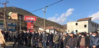 Mustafa Coşar: Tokat'ta koronavirüsten ölen belediye başkanı, toprağa verildi