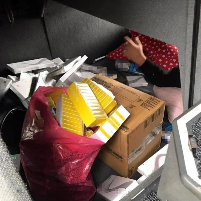 Ağrı'da yaklaşık 30 bin paket kaçak sigara ele geçirildi