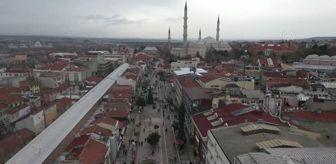 Edirne Emniyet Müdürlüğü: Son dakika haberleri... Bakan Koca'nın uyardığı Edirne'de vatandaşlar 'evde kal' çağrılarına uyuyor