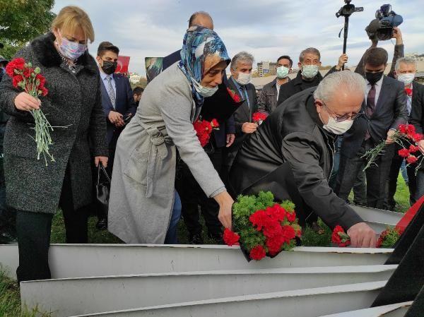 Beşiktaş'taki patlamada şehit olanlar anıldı