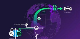 Ekonomi Bakanlığı: Siemens Energy ve Porsche, iklime duyarlı e-yakıt geliştiriyor