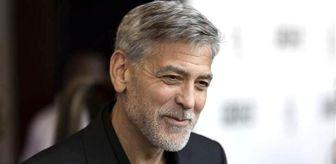 George Clooney: Ünlü oyuncu hastaneye kaldırıldı