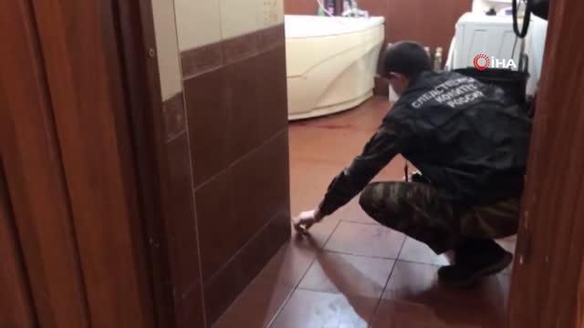 Rusya'da korkunç cinayet! Sevgilisini ve sevgilisinin 9 yaşındaki kardeşini işkenceyle öldürüp sosyal medyada paylaştı