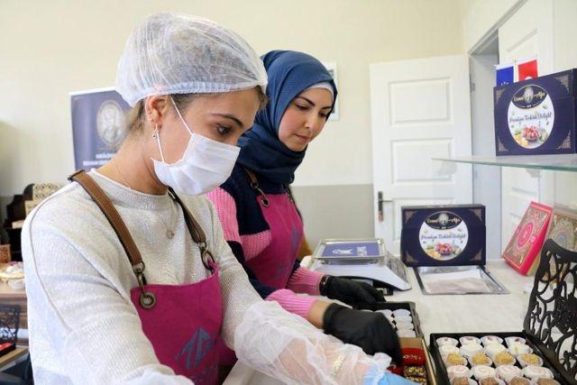 Türkiye'nin ilk mülteci kadın sanayicisi