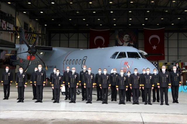 - P-72 Deniz Karakol Uçağı törenle hizmete başladı