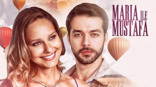 ATV'nin iddialı dizisi Maria ile Mustafa dizisi final yapıyor