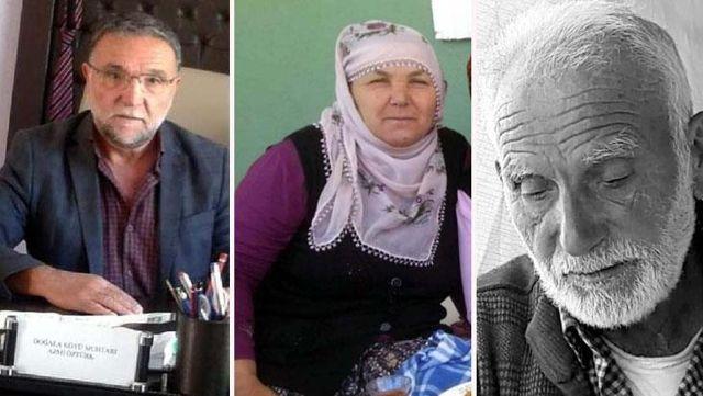 Muhtar, babası ve eşi 4 gün içinde koronavirüs nedeniyle hayatını kaybetti