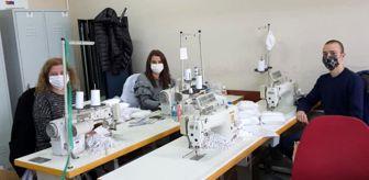 Salih Uzun: Giresun Halk Eğitim Merkezi 1.5 milyon maske üretti