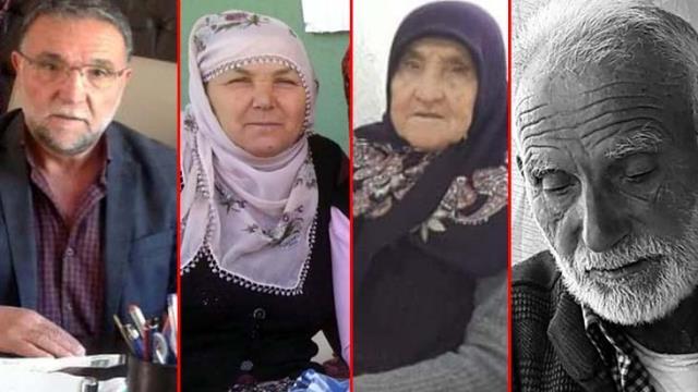 Nevşehir'de 5 günde aynı aileden 4 kişi koronavirüse yenildi