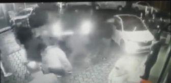 Nurtepe: Kağıthane'deki kavga sonrası hastane önündekilerin arasına cip ile daldı