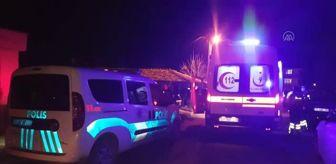 Çullu: KIRIKKALE - Polisten kaçan uyuşturucu şüphelilerinin bulunduğu otomobil eve çarptı