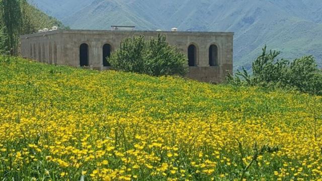 Tarihi ve dini bir yapı olan Kayme Sarayı'nın içki kutusunda yer alması tepki çekti: Ruhuna aykırı
