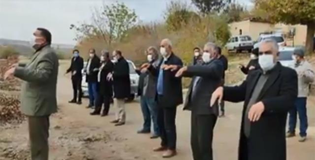 DEDAŞ Şanlıurfa'da elektrik duasına çıkan vatandaşlar hakkında suç duyurusunda bulundu