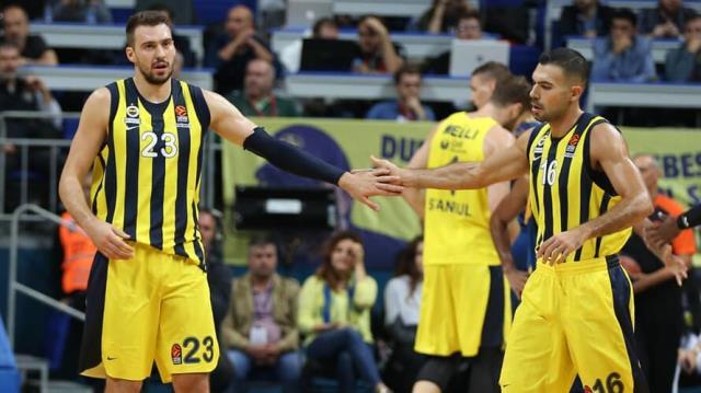 Marko Guduric yeniden Fenerbahçe Beko'da