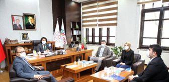İbrahim Taşdemir: SERKA Genel Sekreteri Taşdemir, 'Kurumlar arası işbirliği kalkınmanın anahtarıdır'