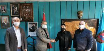 Fevzi Apaydın: TŞOF Genel Başkanı Aydınlı şoförü ödüllendirdi
