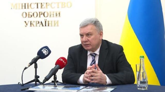 Ukrayna Savunma Bakanı Taran: Ordumuzu modern silahlarla donatmak için Türk İHA'lara ihtiyacımız var