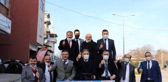 Halil Akgül: Yeniden Refah Partisi Genel Başkan Yardımcısı Altınöz'den Samsun ziyareti
