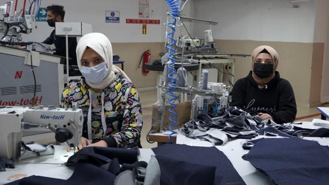 32 fabrika binasının inşa edildiği Van tekstilin yeni üssü oluyor! 2 bin kişi istihdam edildi